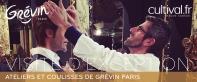 Ateliers et coulisses de Grévin Paris