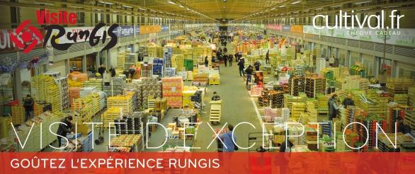 Goûtez l'expérience Rungis