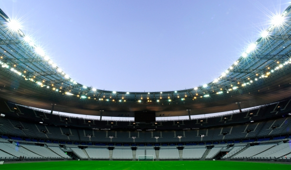 Les coulisses du Stade de France