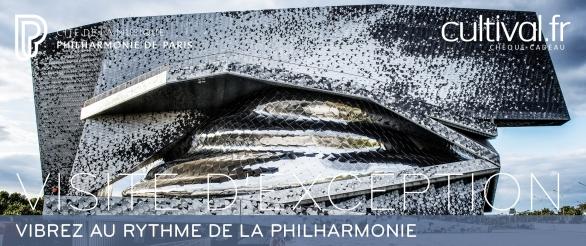 Vibrez au rythme de la Philharmonie