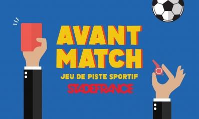 Avant-match, l'expérience immersive au Stade de France