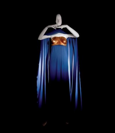Yves Saint Laurent / photo Alexandre Guirkinger