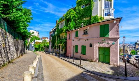 Balade au coeur de Montmartre