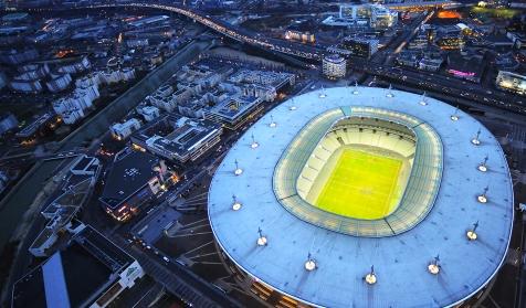 Les coulisses du Stade de France - Du 01/08 au 30/09/2020