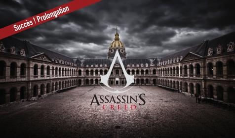 L'expérience Assassin's Creed aux Invalides