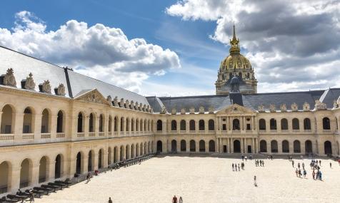 L'Hôtel des Invalides, 350 ans d'histoire - Du 20/07 au 30/09/2020