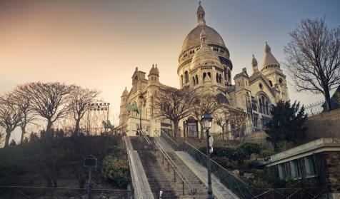 Visite enquête, Le cambrioleur de la butte Montmartre