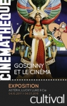 Expo «Goscinny et le cinéma : Astérix, Lucky Luke & Cie »