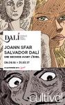 Expo « Joann Sfar – Salvador Dalí, une seconde avant l'éveil »