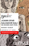 Expo « Joann Sfar - Salvador Dalí, une seconde avant l'éveil »