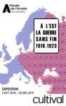 Expo temporaire : À l'Est la guerre sans fin, 1918-1923