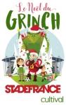 Le Noël du Grinch : jeu de piste au Stade de France