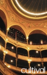 Backstage at a Parisian theatre: Theatre du Chatelet
