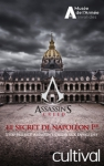 L'expérience Assassin's Creed aux Invalides en nocturne