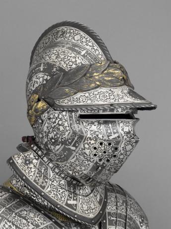 Armure du dauphin, futur Henri II