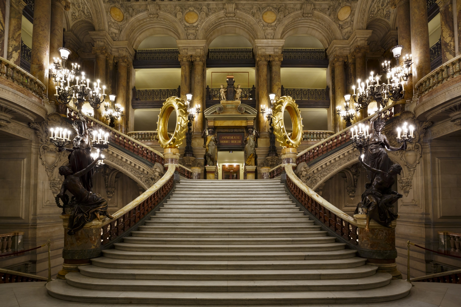Visit Paris - Opera Garnier Guided tour - The Paris Opera