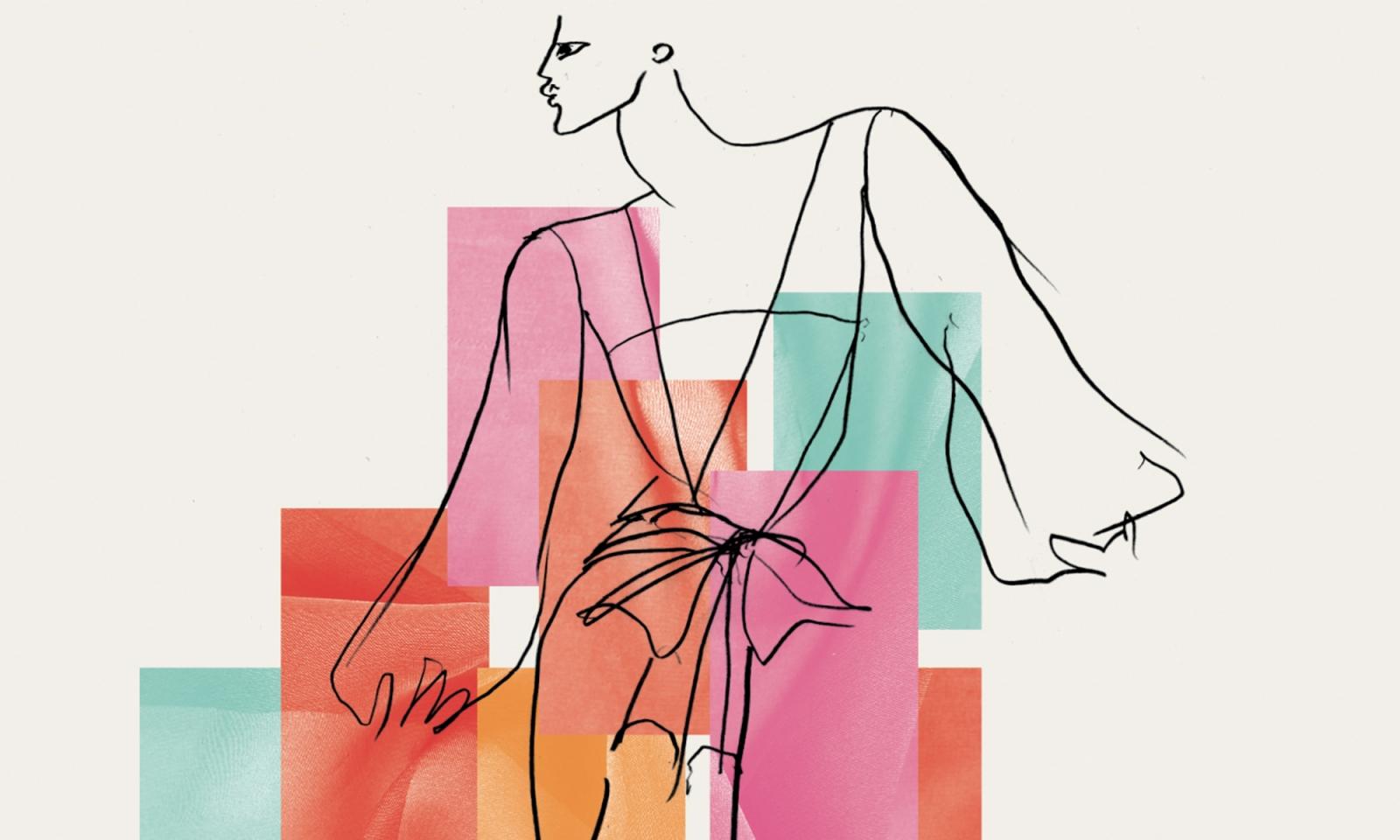 Affiche - Les coulisses de la haute couture à Lyon